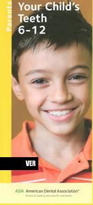 Cuidados dentales de 6 a 12 años